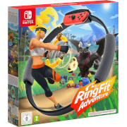 Jeu Nintendo Switch - Ring Fit Adventure à gagner