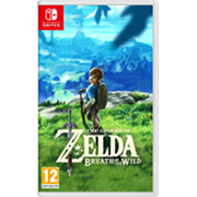 Jeu Nintendo Switch - The Legend of Zelda Breath of the Wild à gagner